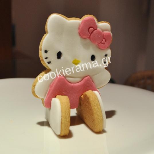 μπισκότο Hello Kitty τρισδιάστατο
