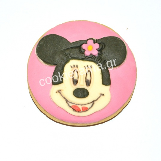μπισκότο Minnie Mouse