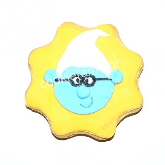 μπισκότο στρουμφάκι