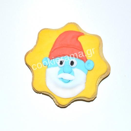 μπισκότο μπαμπαστρουμφ