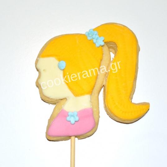 μπισκότο κοριτσάκι Barbie