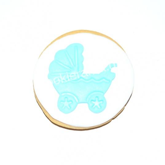 μπισκότο καρότσι