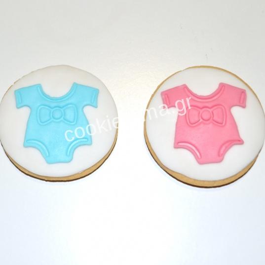μπισκότο φορμάκι μωρού