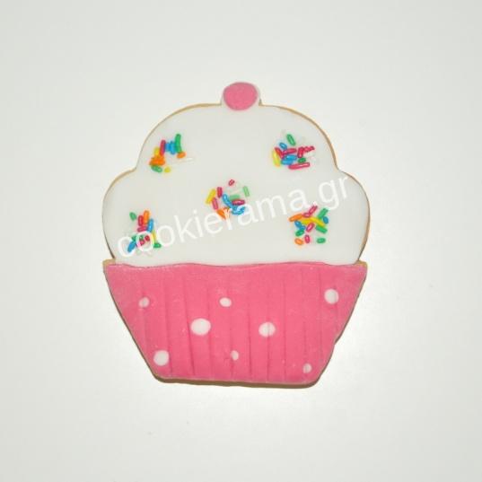 μπισκότο cupcake