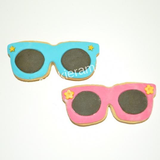 μπισκότο γυαλιά ηλίου