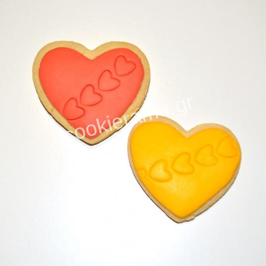 μπισκότα αγίου βαλεντίνου