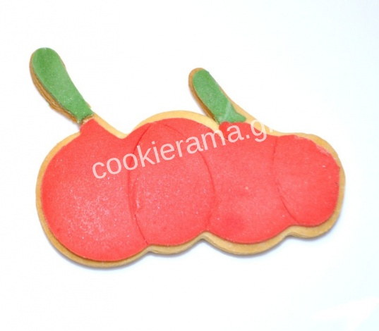 μπισκότο φρούτο κεράσι