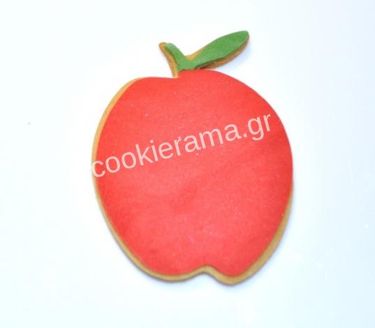 μπισκότο φρούτο μήλο