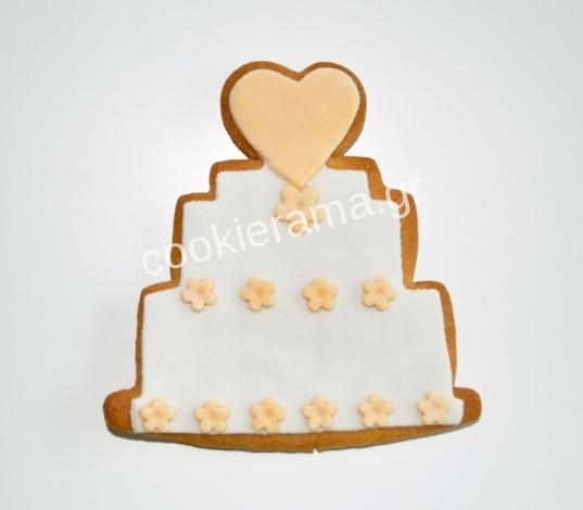 μπισκότο τούρτα