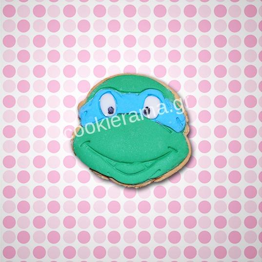 μπισκότα χελωνινιντζάκια