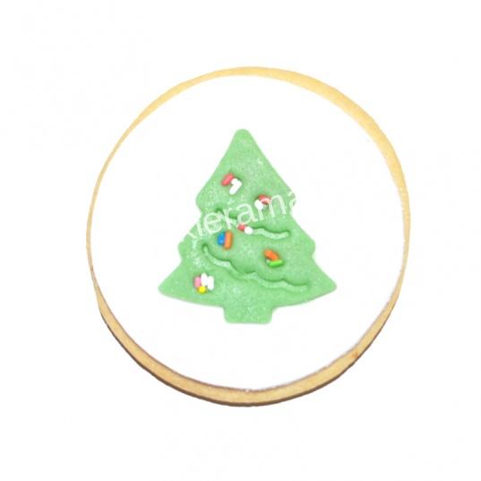 χριστουγεννιάτικα μπισκότα δέντρο