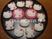 μπισκότα Hello Kitty