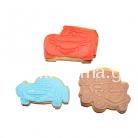 μπισκότα cars
